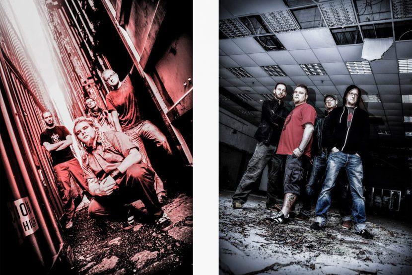 Titelfotos für eine Coverband aus Mainz