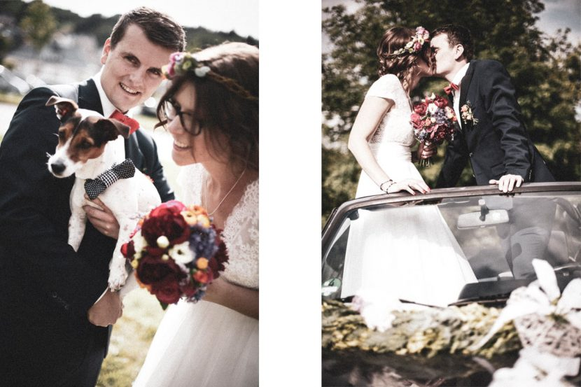 Beispiele aus der Kategorie Hochzeitsfotografie