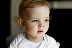 Kleinkind - Fotografie zu Hause