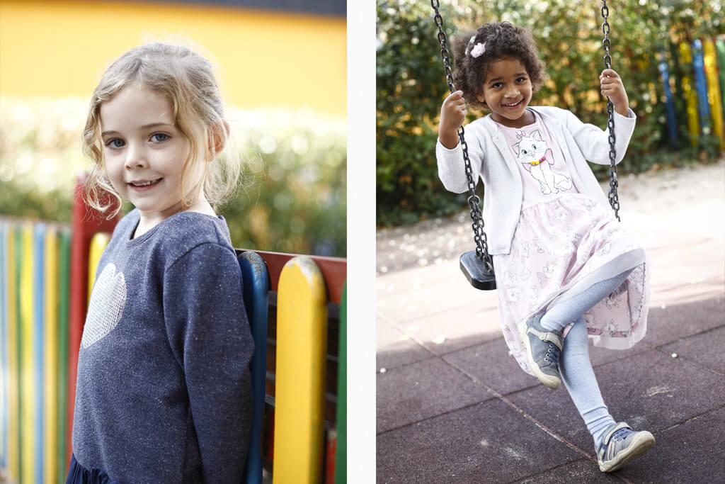 Fotos im Kindergarten - Beispielbilder