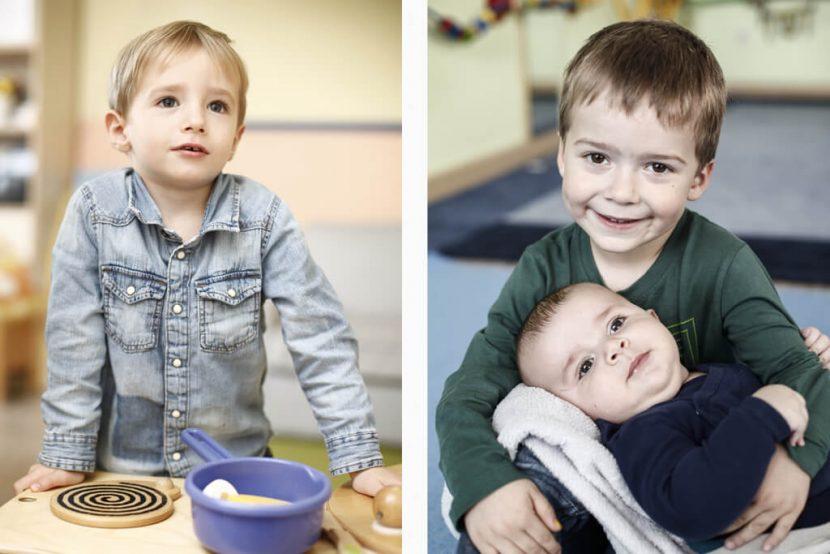 Kindergarten Fotograf Arbeitsbeispiele