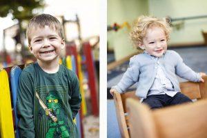 Arbeitsbeispiele Kindergartenfotografie Nackenheim