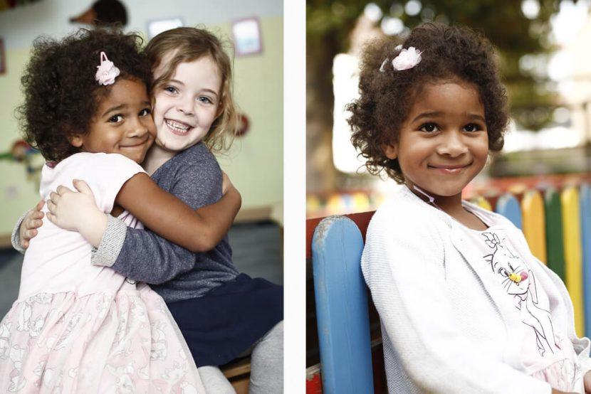 Kindergartenfotos Beipsiele