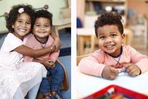 Beispiele Kindergartenfotografie